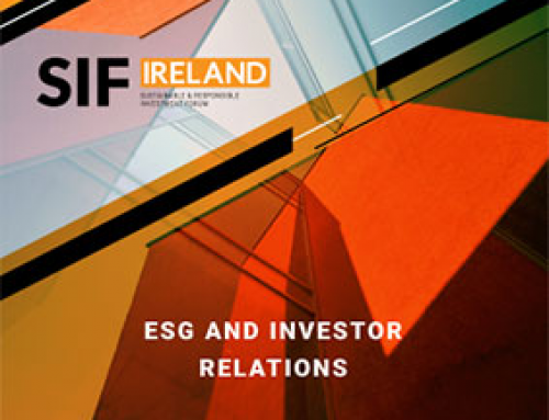 ESG and Investor Relations