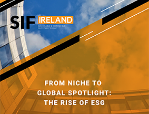 From Niche to Global Spotlight: The Rise of ESG